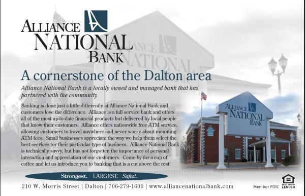 Company Profile- Alliance National Bank